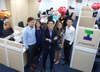 Information Technology Industry - IT Solution Pte Ltd