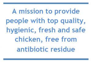 Top Quality Hygienic Fresh Chicken
