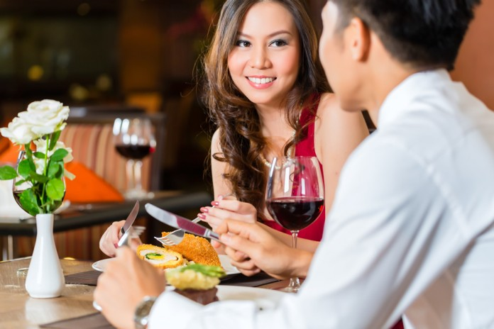Lunch Actually - Dating Services