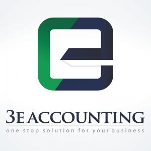 3E Accounting Logo