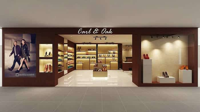 CARL & O.A.K - Multi-label Footwear Retail Store
