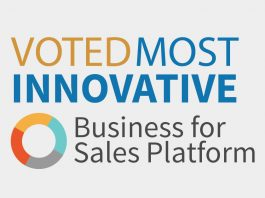 Most Innovative Business For Sales Platform