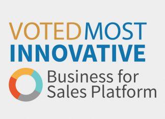 Most Innovative Business For Sales Platform