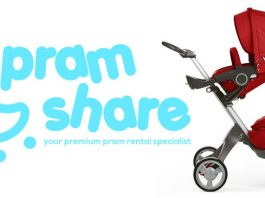 The First Unicorn of Pram-sharing Business in Singapore