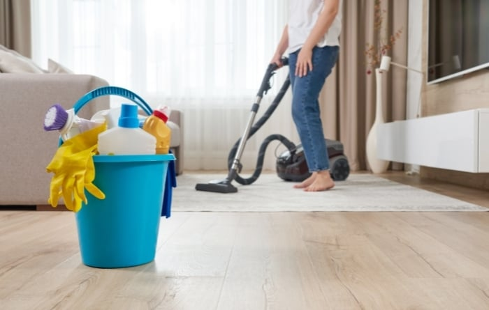 How to Start a Cleaning Company at My House in Singapore?