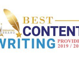 Best Content Writing Provider 2018/2019