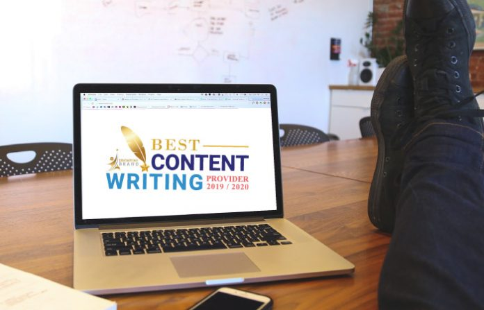 Best Content Writing Provider 2019/2020