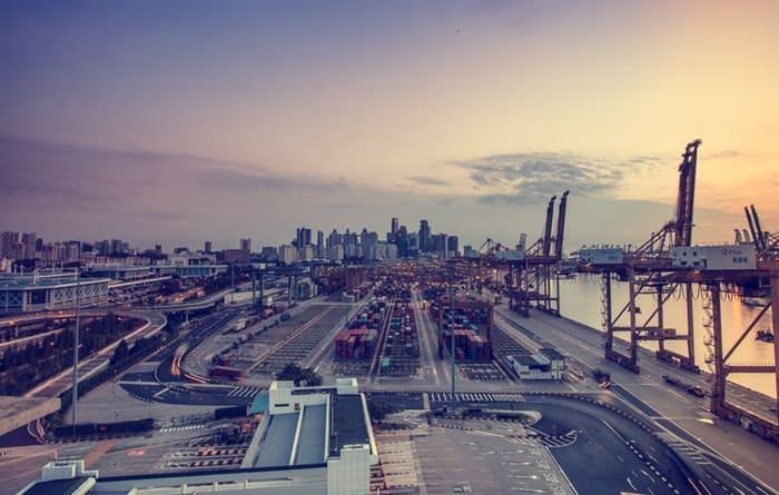 Sea Transport Harbor Craft Industry Digital Plans for Businesses
