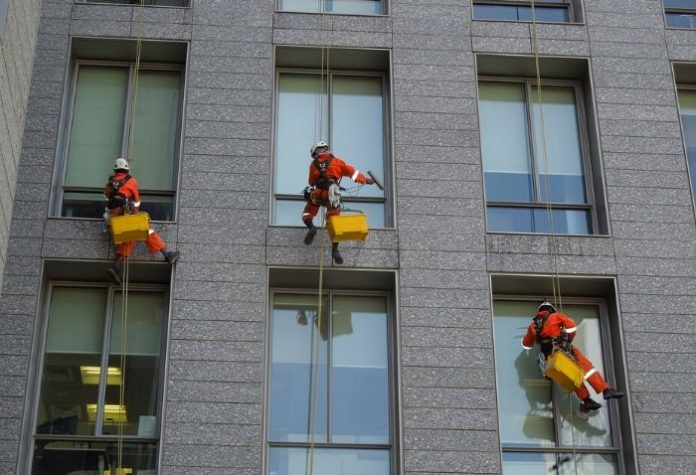 Rope Access Services in Singapore