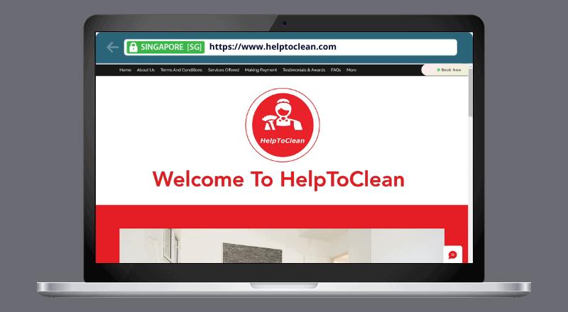 HelpToClean Pte Ltd